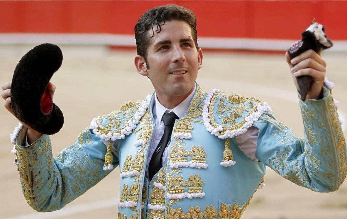 El torero Serafín Marín, número 3 de Vox per Barcelona