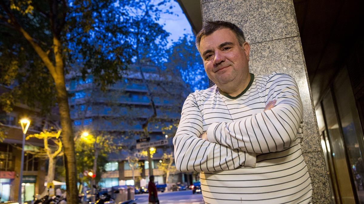 El compositor e intérpreteJoaquín Felipe Spada, conocido también como Felipe o Felipe Fresón.