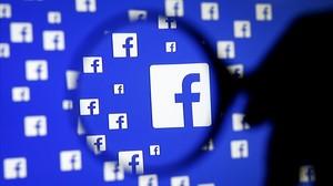 Logos de Facebook.