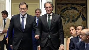 Només un exministre de Rajoy demana la indemnització per cessament