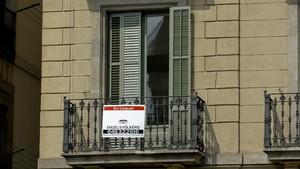 Pis en lloguer a Ciutat Vella (Barcelona).