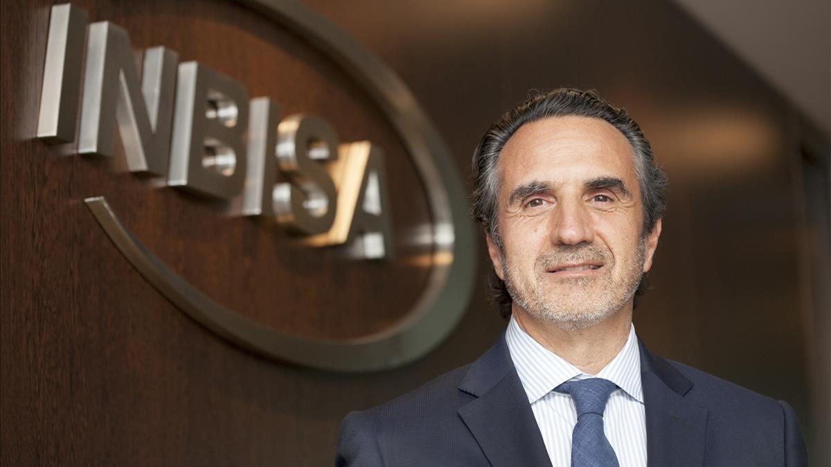 Manuel Balcells, director general de Inbisa.