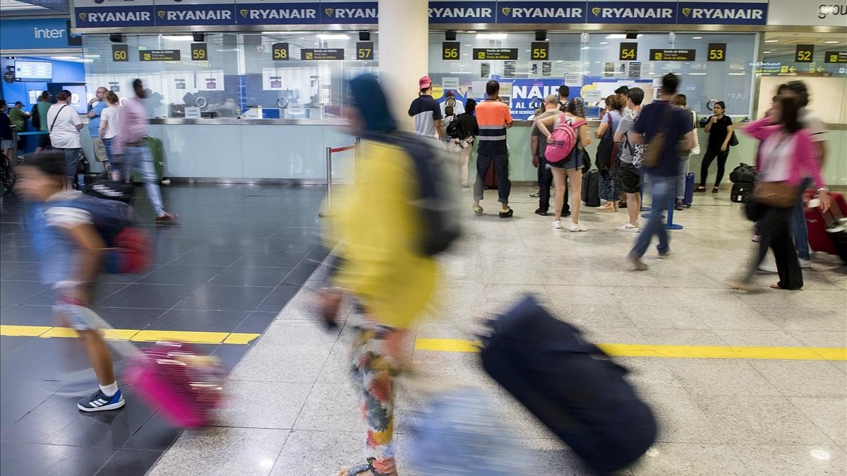 L'aeroport de Barcelona va tancar el 2018 amb 50,17 milions de passatgers