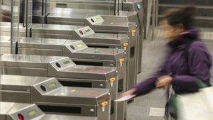El metro de Barcelona marca un nou rècord de validacions