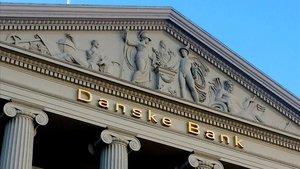 Oficinas del Danske Bank en Copenhague.
