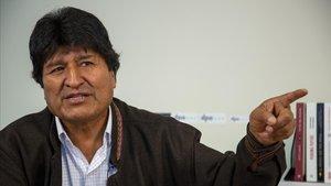 Evo Morales serà candidat al Senat en les eleccions de maig a Bolívia