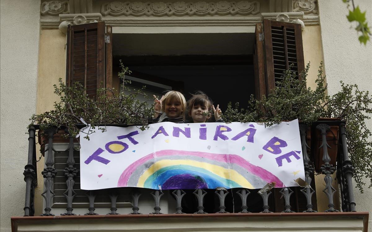 Solidaritat veïnal als barris en temps de coronavirus