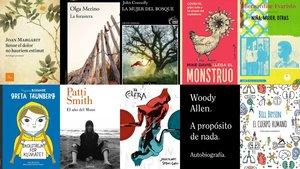 200 llibres recomanats per al Sant Jordi d'estiu