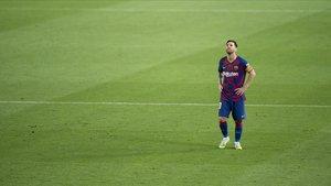 Messi: «Cal fer autocrítica, però autocrítica global»