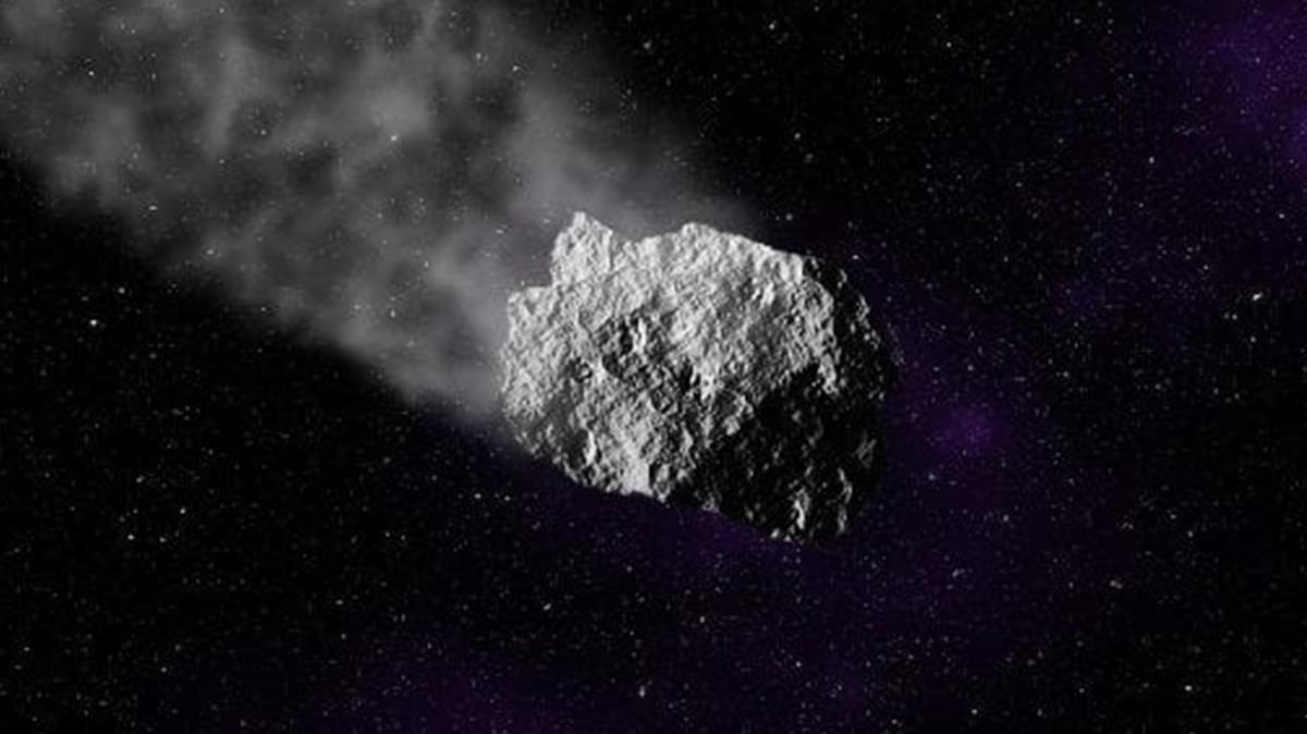 Un asteroide de la mida d'un cotxe passa a 2.950 quilòmetres de la Terra el cap de setmana