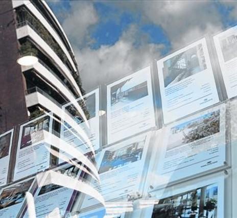 La compraventa de viviendas subió en enero el 23,1%