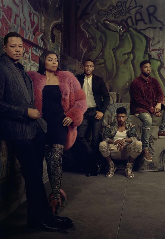 Foto promocional de la serie 'Empire'.