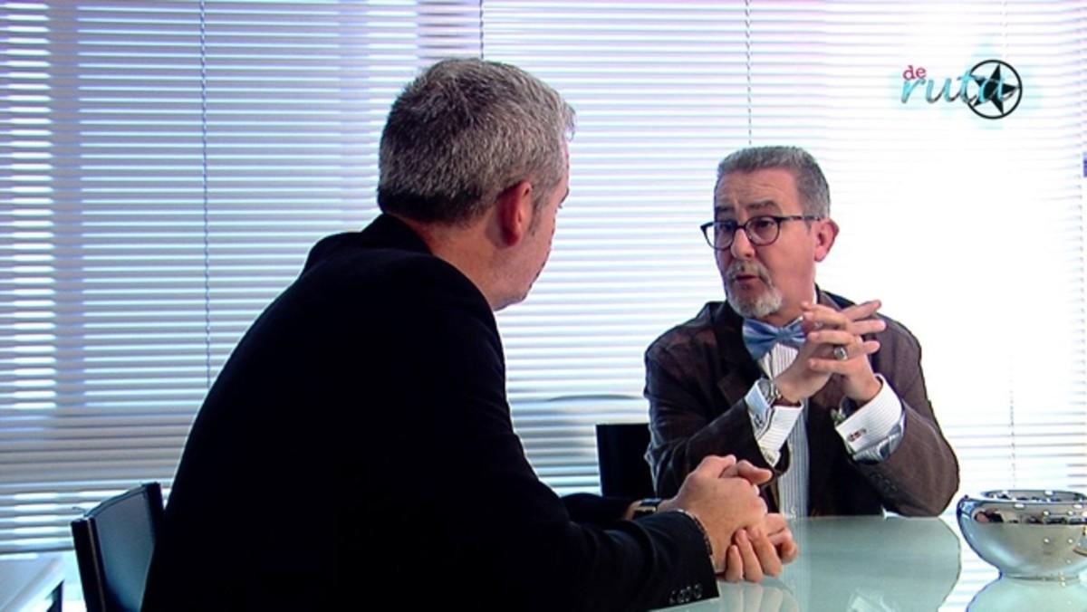 Martínez Campos, a la derecha