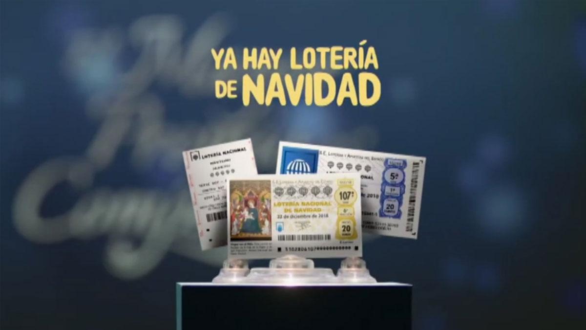 Imagenes Loteria Navidad.Empieza La Campana De Venta De Loteria Del Gordo De Navidad