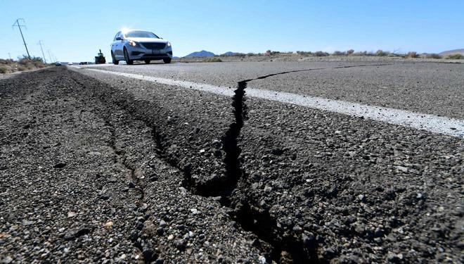 Califòrnia sent els seus sismes més forts en dues dècades