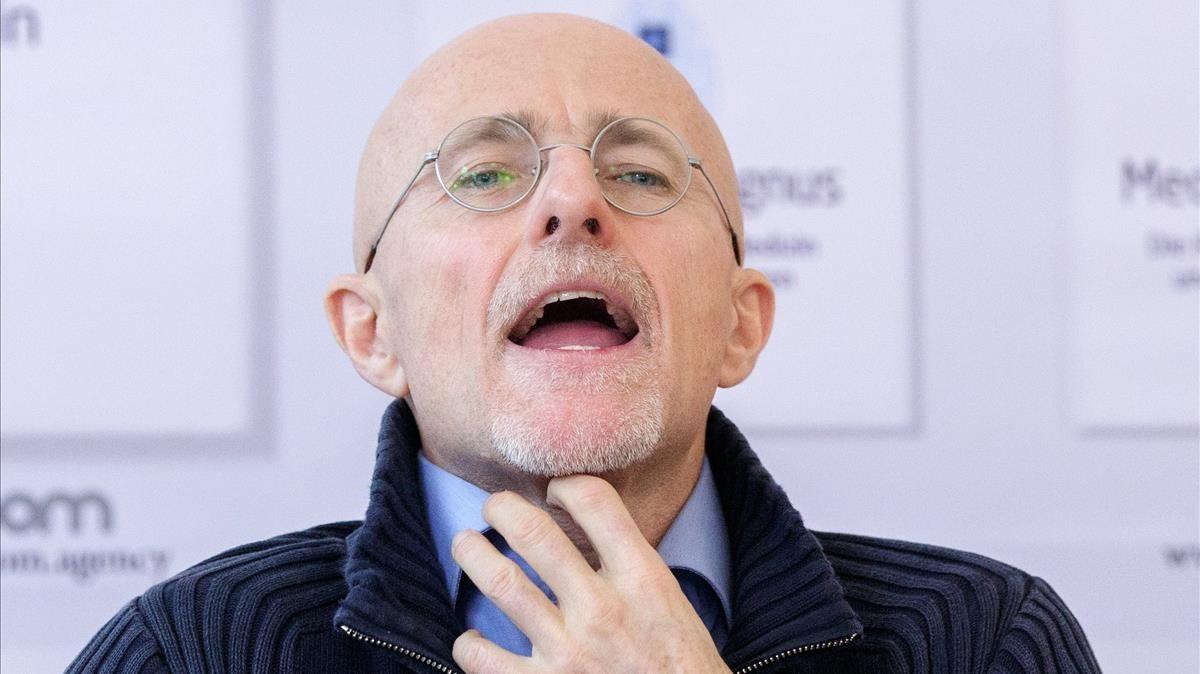 El doctor Sergio Canevaro, que hará el trasplante de cabeza junto al chino Ren Xiaoping.