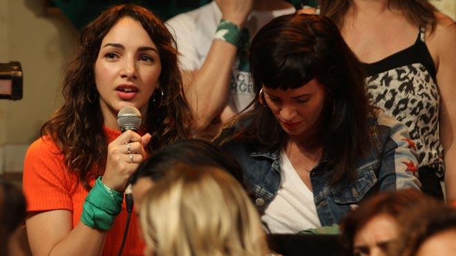 La actriz Thelma Fardín dice que fue violada por Juan Darthés en Nicaragua.
