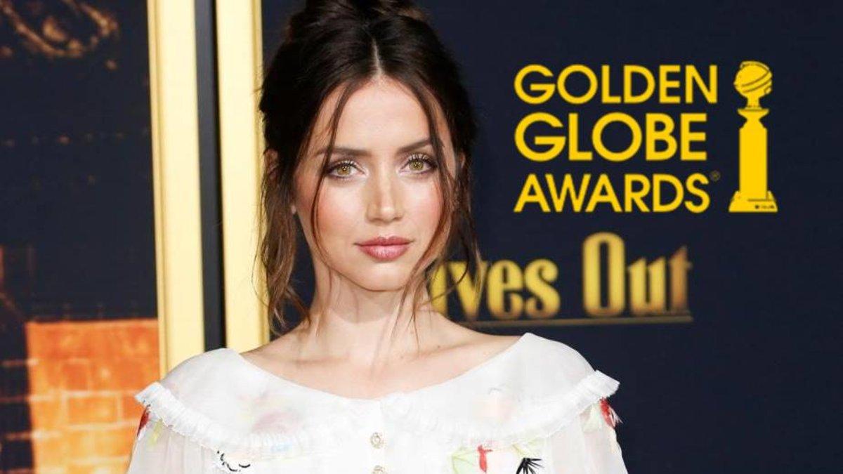 Ana de Armas, nominada a unos Globos de Oro en los que destaca Netflix