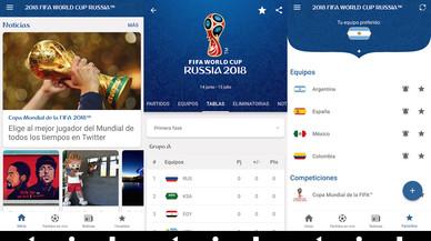 Las mejores aplicaciones de la semana: Copa Mundial de la FIFA Rusia 2018