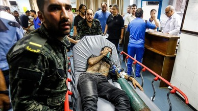 Israel lanza en Gaza el mayor ataque desde la ofensiva del 2014