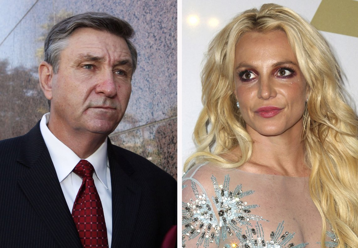 Britney Spears se opone a que su padre sea su único tutor
