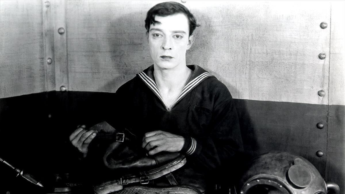 Caer como Buster Keaton