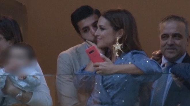 Campanas de boda para Paula Echevarría y Miguel Torres.