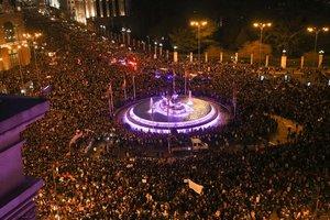 Vox impedeix una declaració institucional pel 8-M a Madrid