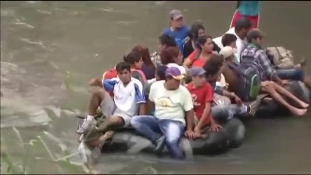 Cierran punto fronterizo entre Honduras y Guatemala