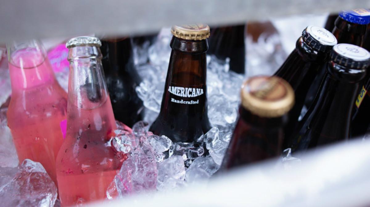 Imagen de bebidas frías.