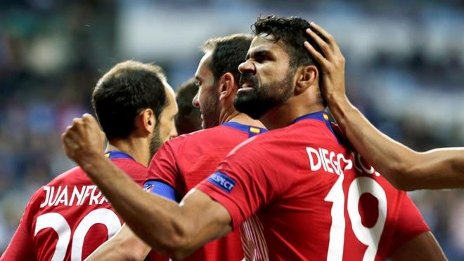 Diego Costa: Ya nos tocaba ganar una final al Real Madrid.