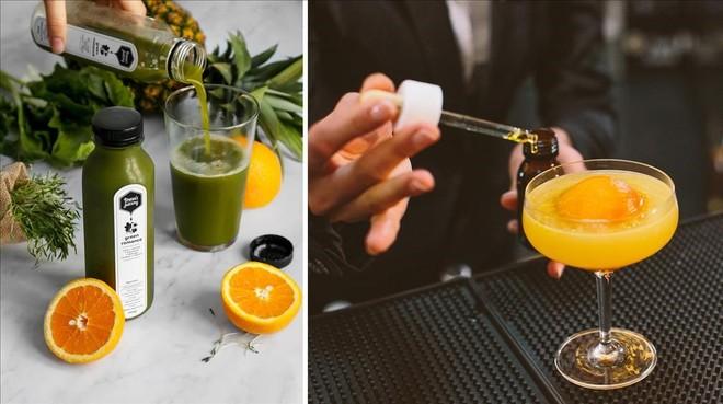 Dos recetas de bebidas frescas para el verano