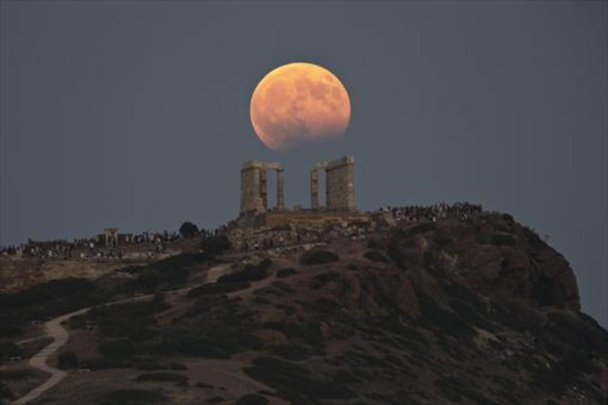 Eclipse lunar 2018: Cómo ver y fotografiar la luna roja de julio