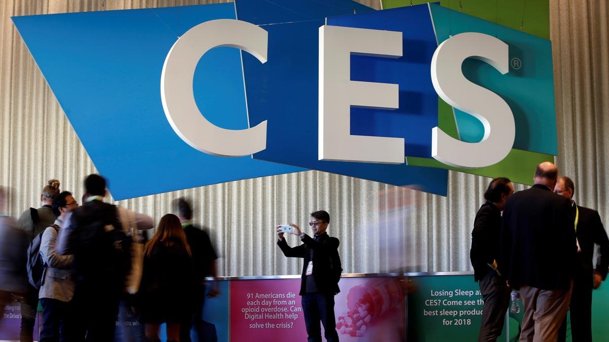 Empieza la feria de electrónica CES, en Las Vegas, con todas las miradas puestas en el 5G.