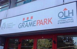 La empresa municipal Gramepark de Santa Coloma de Gramenet.