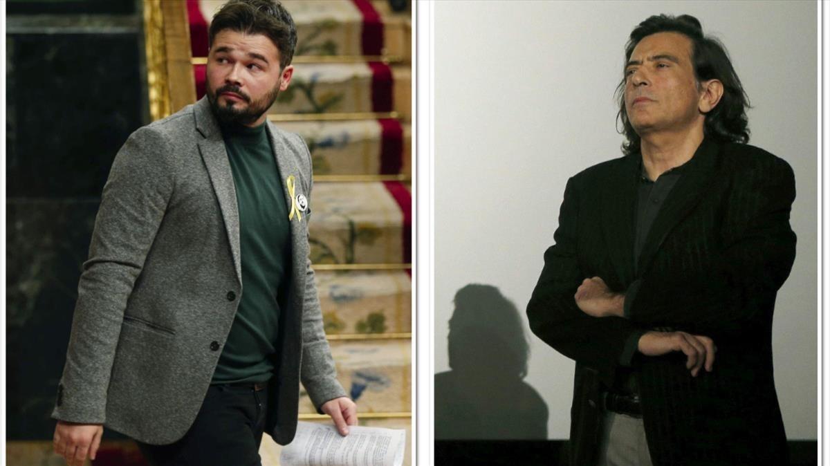 Arcadi Espada s'enfronta a la redacció de 'El Mundo' pel seu article contra Rufián