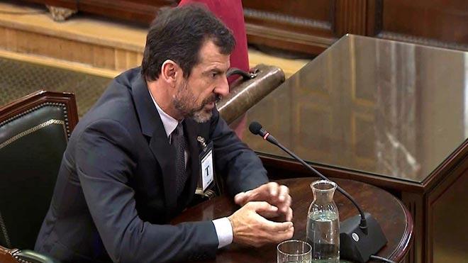 El segon de Trapero assenyala Puigdemont i altres notícies que has de saber avui, en un minut