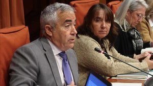 El Fiscal Superior de Catalunya, Francisco Bañeres.