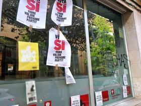 El PSC acumula més de mig centenar d'atacs a seus i dirigents