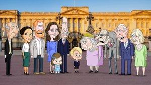 La família reial britànica tindrà una sèrie de dibuixos a HBO Max