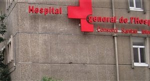 Hospital General de L'Hospitalet.