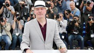 Jacques Audiard, en el festival de Cannes del 2015.