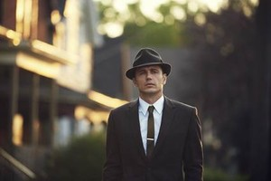 El actor James Franco, en la miniserie 22/11/63.