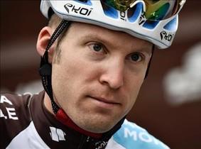 Jan Bakelants, corredor belga del AG2R.