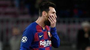Messi, futbolista més ben pagat del món per davant de Cristiano