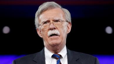 Bolton niega que EEUU se disponga a reconocer la anexión israelí del Golán