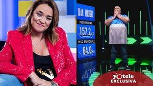 Toñi Moreno también se baja 'La báscula': Telemadrid suspende el concurso de manera definitiva
