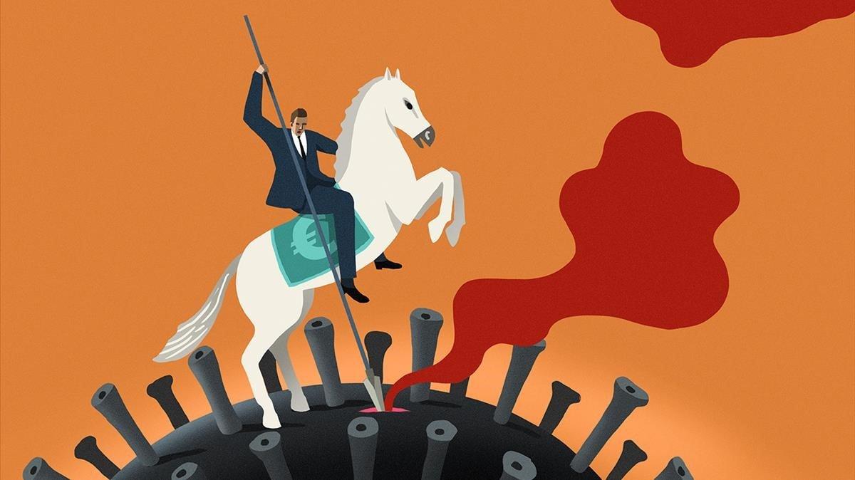 Una guerra que es forzoso ganar, por Joan Tapia