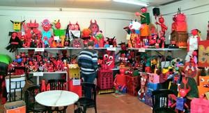 Los escolares de Badalona crean 200 demonios.