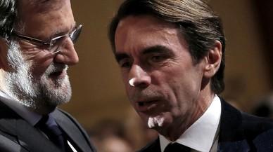 El día que Aznar prohibió a Rajoy contarle a su padre que era el sucesor